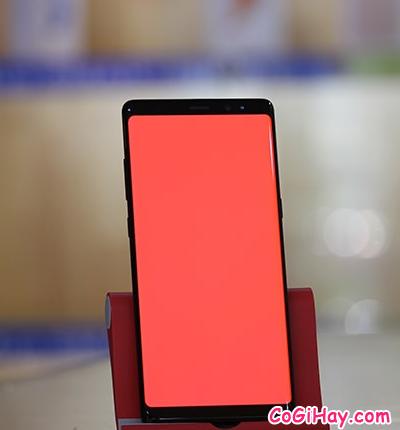 Cách Test, Kiểm tra & Chọn mua Galaxy Note 8 giá rẻ + Hình 17