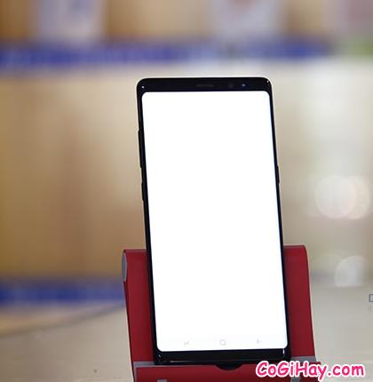 Cách Test, Kiểm tra & Chọn mua Galaxy Note 8 giá rẻ + Hình 20