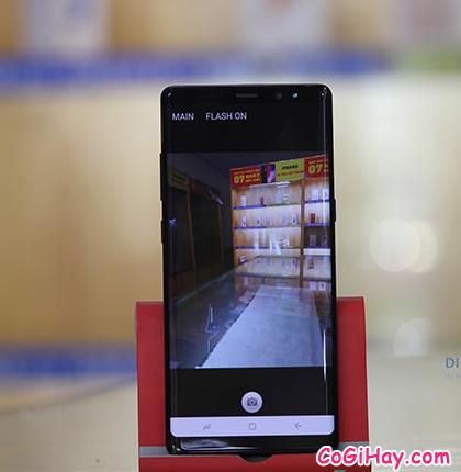 Cách Test, Kiểm tra & Chọn mua Galaxy Note 8 giá rẻ + Hình 21