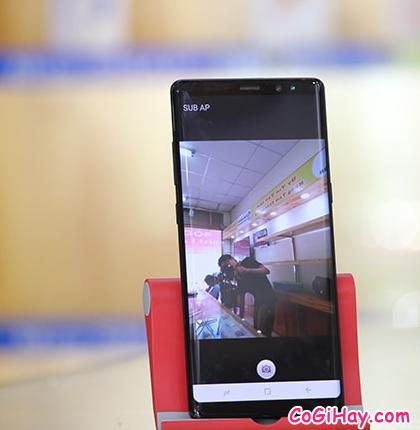 Cách Test, Kiểm tra & Chọn mua Galaxy Note 8 giá rẻ + Hình 26