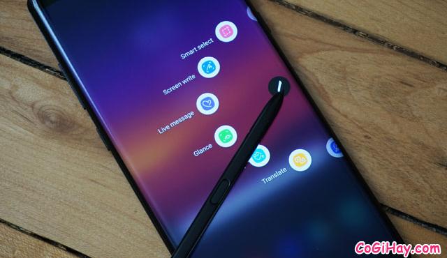 12 Tính năng ẩn trên Galaxy Note 8 mà bạn chưa biết + Hình 2