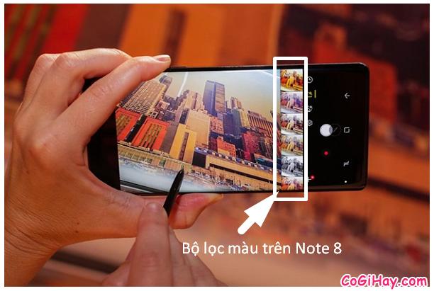 12 Tính năng ẩn trên Galaxy Note 8 mà bạn chưa biết + Hình 10