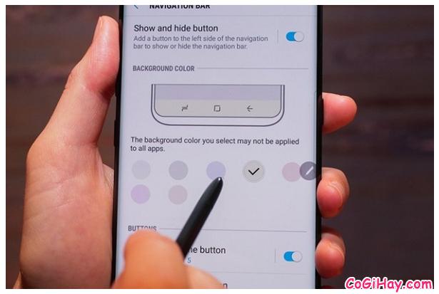 12 Tính năng ẩn trên Galaxy Note 8 mà bạn chưa biết + Hình 13