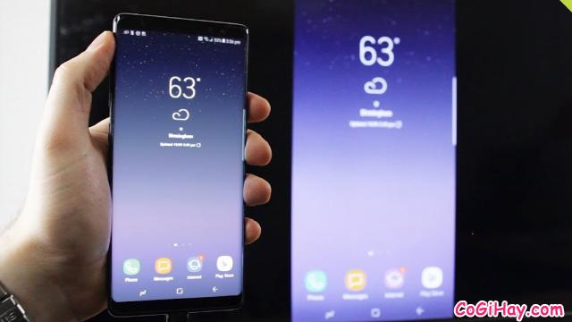 TOP 10 thủ thuật hay trên Samsung Galaxy Note 8 + Hình 8