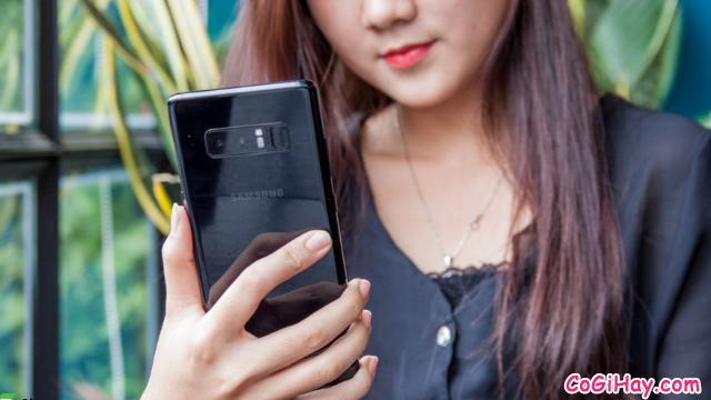 TOP 10 thủ thuật hay trên Samsung Galaxy Note 8 + Hình 19