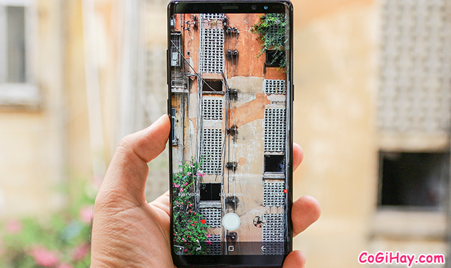 Tìm hiểu Camera trên smartphone Samsung Galaxy Note 8 + Hình 2