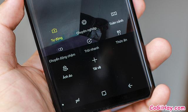Tìm hiểu Camera trên smartphone Samsung Galaxy Note 8 + Hình 3