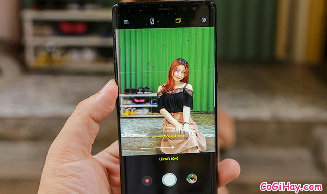Tìm hiểu Camera trên smartphone Samsung Galaxy Note 8 + Hình 5