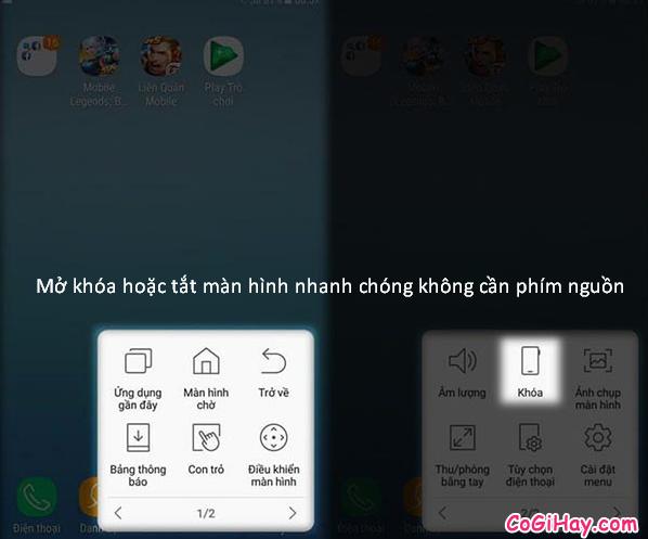 Những phím tắt cần biết trên điện thoại Samsung, Android + Hình 6