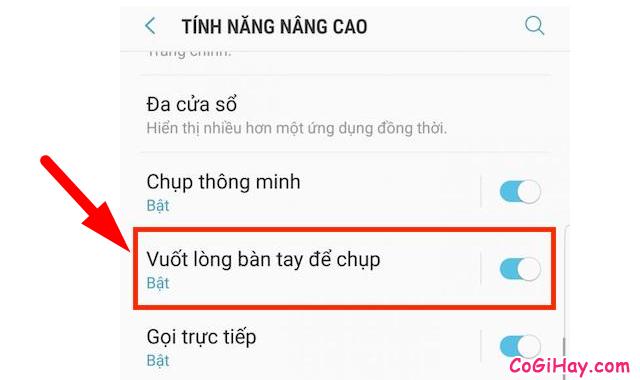 6 Cách chụp ảnh màn hình trên Samsung Galaxy Note 8 + Hình 5