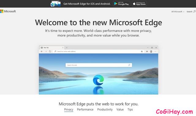 Cách tiếp cận hơn 1 tỉ người dùng trình duyệt EDGE của Microsoft + Hình 4