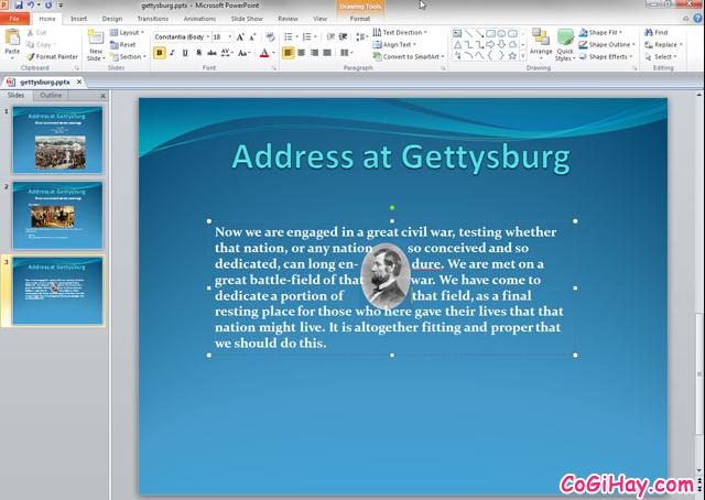Một số điều cần chú ý khi thiết kế slide PowerPoint + Hình 8