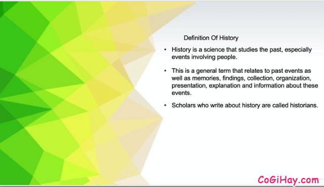 Một số điều cần chú ý khi thiết kế slide PowerPoint + Hình 9