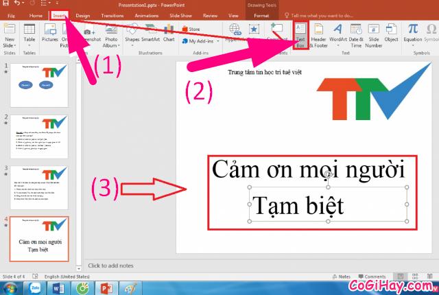 Mẹo dùng Selection Pane và Exit Effect trong PowerPoint + Hình 4