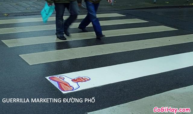 Marketing Du kích là gì ? Ví dụ liên quan Marketing du kích + Hình 4