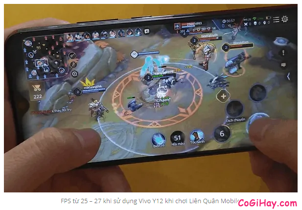 TOP 6 smartphone tầm trung chơi game PUBG Mobile mượt mà + Hình 17