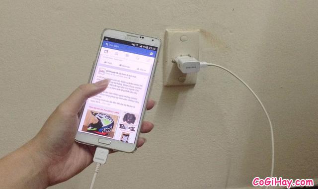6 mẹo để giữ cục sạc pin điện thoại luôn mới + Hình 12