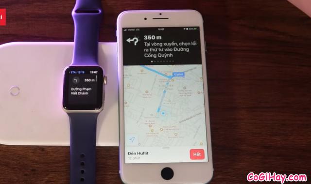 Những tính năng hữu ích trên Apple Watch & iPhone + Hình 2