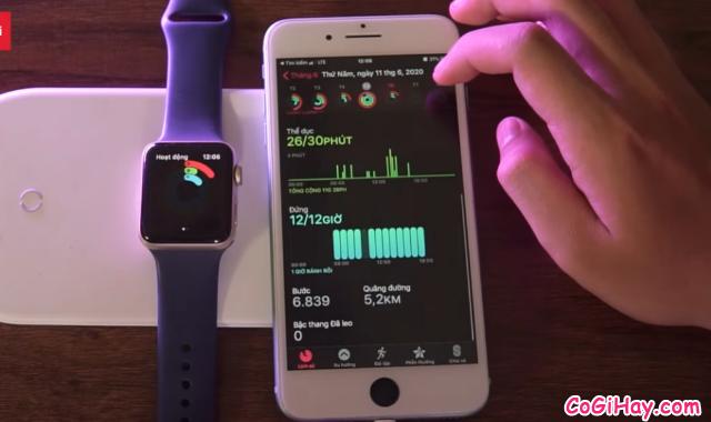 Những tính năng hữu ích trên Apple Watch & iPhone + Hình 3