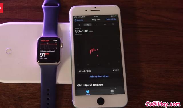 Những tính năng hữu ích trên Apple Watch & iPhone + Hình 4