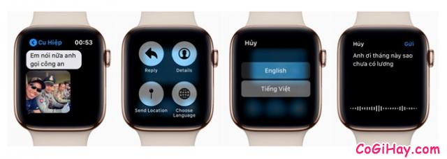 Những tính năng hữu ích trên Apple Watch & iPhone + Hình 9