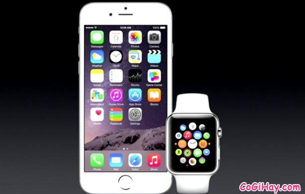 Những tính năng hữu ích trên Apple Watch & iPhone + Hình 12