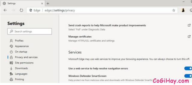 Cách cài đặt Add On cho Microsoft EDGE Chromium + Hình 4