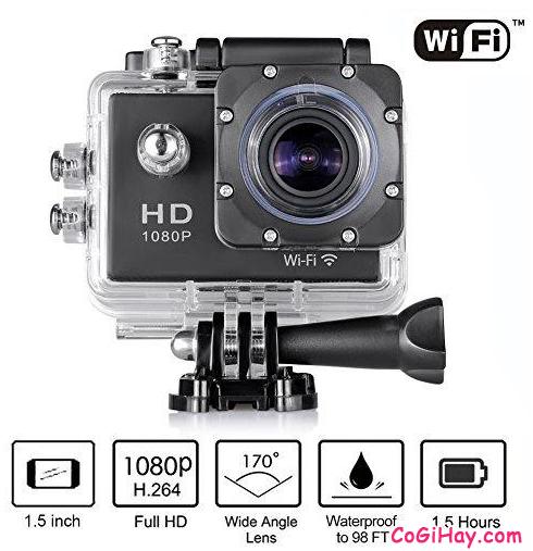 Review TOP 5 Camera hành trình dành gắn xe máy + Hình 7