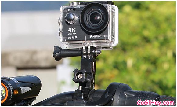 Review TOP 5 Camera hành trình dành gắn xe máy + Hình 2