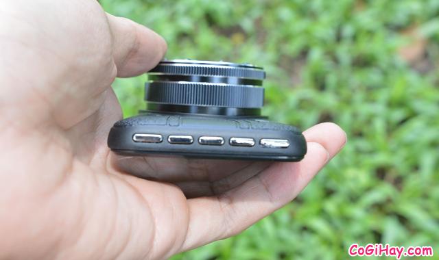 Review TOP 5 Camera hành trình dành gắn xe máy + Hình 8