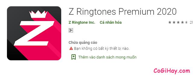 TOP 3 ứng dụng tùy biến nhạc chuông cho điện thoại Android + Hình 8