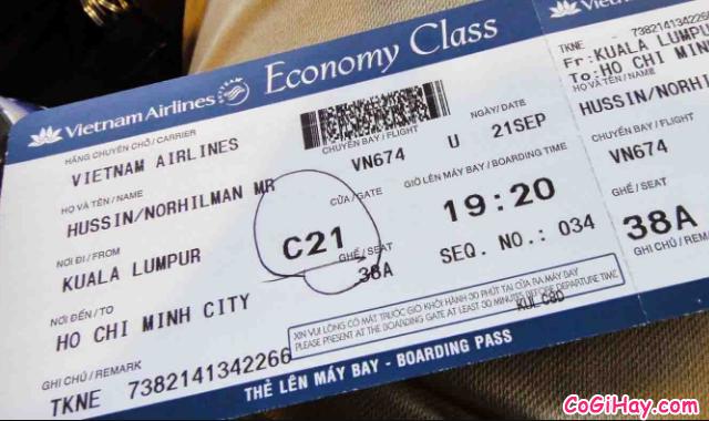 Vé khứ hồi là gì ? Những điều cần biết về vé máy bay khứ hồi + Hình 9