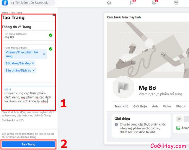 SEO là gì ? Cách tạo Fanpage Facebook chuẩn SEO dễ không ? + Hình 5