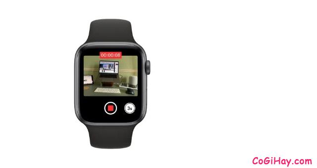 Thủ thuật điều khiển Camera iPhone từ xa bằng Apple Watch + Hình 6