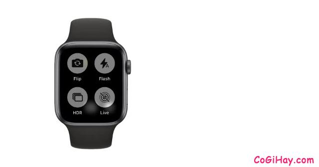 Thủ thuật điều khiển Camera iPhone từ xa bằng Apple Watch + Hình 7