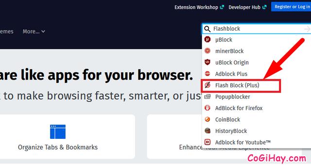 Mẹo chặn quảng cáo trên trình duyệt FireFox bằng Add-On + Hình 10