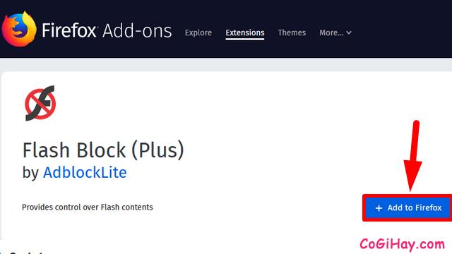 Mẹo chặn quảng cáo trên trình duyệt FireFox bằng Add-On + Hình 11
