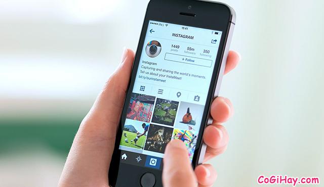 Thủ thuật Ẩn - Hiển thị lại bài viết trên Instagram + Hình 3
