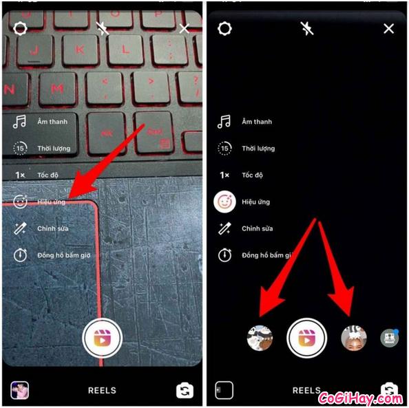 Thủ thuật quay video Reels đăng lên Instagram + Hình 7