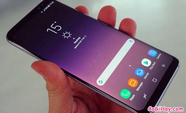 Sửa lỗi điện thoại Samsung S8 Plus không lên nguồn  + Hình 2