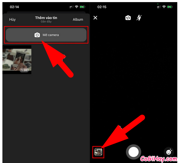 Cách đăng video dài hơn 1 phút lên Story Facebook + Hình 3