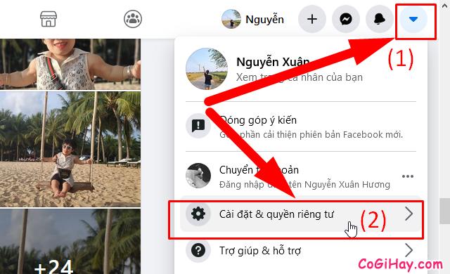 Hướng dẫn đăng ảnh lên Facebook không bị vỡ, mờ + Hình 5