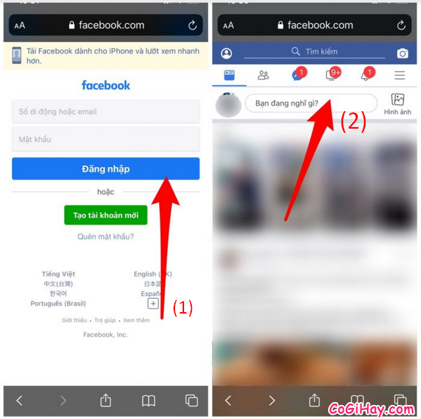 Hướng dẫn đăng ảnh lên Facebook không bị vỡ, mờ + Hình 9