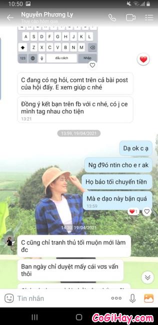 Hướng dẫn đổi hình nền cho đoạn Chat trên Zalo + Hình 7