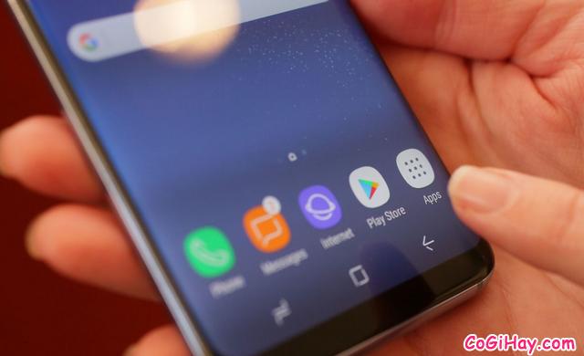 Sửa lỗi màn hình điện thoại Samsung Galaxy S9 bị mờ + Hình 5