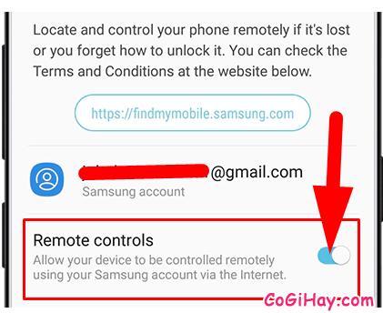 Hướng dẫn sử dụng tính năng Find My Mobile trên Galaxy  + Hình 8