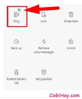 Hướng dẫn sử dụng tính năng Find My Mobile trên Galaxy  + Hình 10
