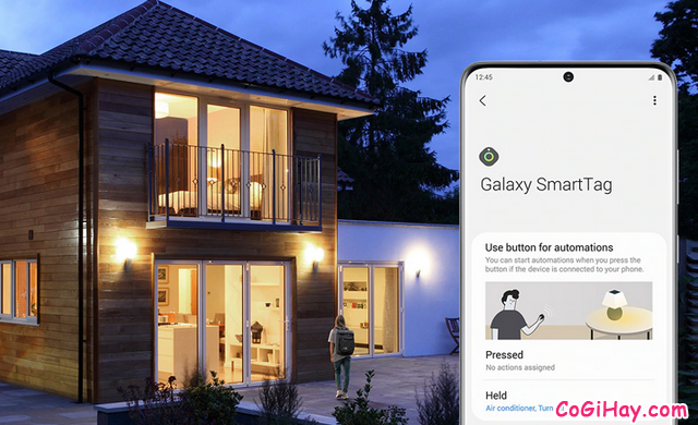 Hướng dẫn sử dụng Samsung Galaxy SmartTag tìm vật bị mất + Hình 10